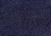 Texture Of Dark Blue Cloth With Silver And Blue Sequins As Background