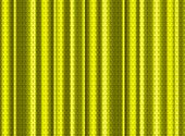 foto of lace-curtain  - A yellow silk curtain with lace effect for use as a backdrop background or texture - JPG