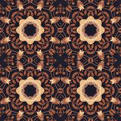 foto of marquetry  - Abstract artistic background - JPG