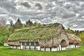 pic of shooting-range  - Old scandinavian farm shoot in high dynamic range - JPG