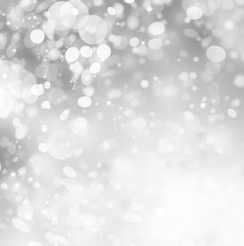 stock photo of xmas star  - Christmas Grey Background - JPG