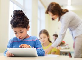 image of classroom  - education - JPG