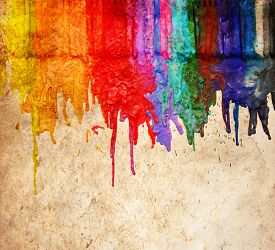 stock photo of colore  -  image from color and texture background series  - JPG