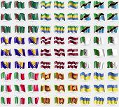 picture of turkmenistan  - Turkmenistan Gabon Tanzania Bosnia and Herzegovina Latvia Algeria Italy Sri Lanka Ukraine - JPG