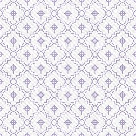foto of celtic  - Purple and White Celtic Cross Symbol Tile Pattern Repeat Background that is seamless and repeats - JPG