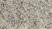 stock photo of feldspar  - 1x4ft Sample of Brazilian Venetian White Granite - JPG