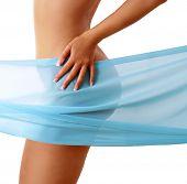 image of woman body  - slim woman body - JPG