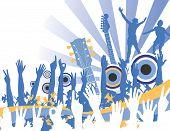 Music Celebration poster