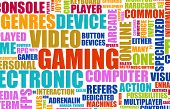 picture of video game  - Video Games Entertainment Abstract as a Art - JPG