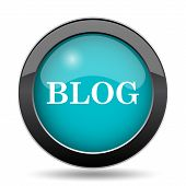 Blog Icon poster