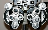 image of bifocals  - Eye testing for corrective glasses and testing for glaucoma - JPG