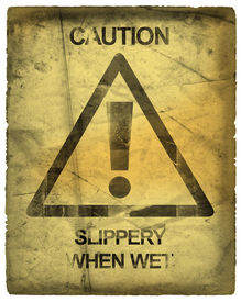 image of warning-signs  - caution sign - JPG