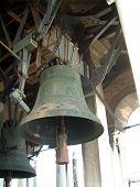 Bell On San Marco Belltower poster