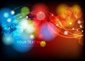 pic of ignite  - Abstract colorful background - JPG