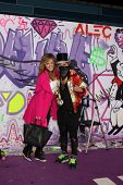 LOS ANGELES - DEC 18:  Sandra Taylor, Alec Monopoly at the