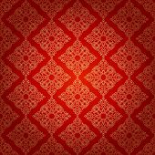 image of motif  - Vintage Background Traditional Ottoman motifs - JPG