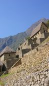Fine Stonework In Inca Houses
