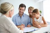 foto of family planning  - Family meeting real - JPG