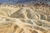 stock photo of sedimentation  - Mojave Desert in California United States - JPG