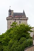 image of anjou  - Castle of Chinon  - JPG