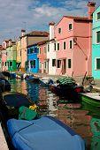 Постер, плакат: Остров Мурано Венеция Италия