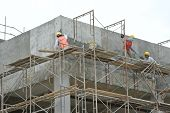 picture of scaffolding  - SELANGOR - JPG