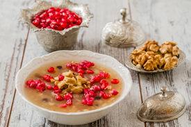 picture of noah  - Turkish dessert Ashura Noah