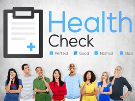 pic of medical condition  - Health Check Diagnosis Medical Condition Analysis Concept - JPG