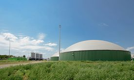 picture of biogas  - eco - JPG