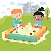 picture of multicultural  - Childrens world without prejudice - JPG