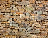 picture of stone floor  - Background of stone wall texture photo - JPG