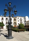 foto of baeza  - The City of Ubeda in Southern Spain - JPG