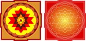 stock photo of sri yantra  - Shree Yantra - JPG