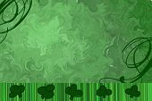 Saint Patrick's Day Background poster
