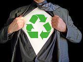 Постер, плакат: Супергерой корзины