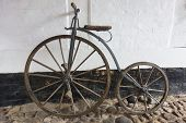 stock photo of penny-farthing  - Penny - JPG