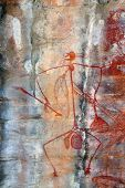 Ubirr Mabuyo Rock Art
