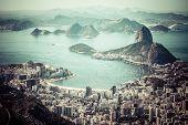 stock photo of ipanema  - Rio de Janeiro Brazil - JPG
