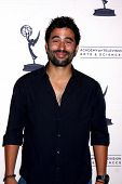 LOS ANGELES - JUN 13:  Ignacio Serricchio arrives at the Daytime Emmy Nominees Reception presented b