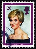 Postage Stamp Gb 1998 Princess Diana