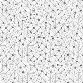 picture of proton  - Seamless pattern crystal lattice - JPG