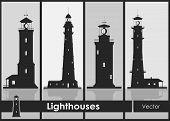 foto of lighthouse  - Lighthouses - JPG