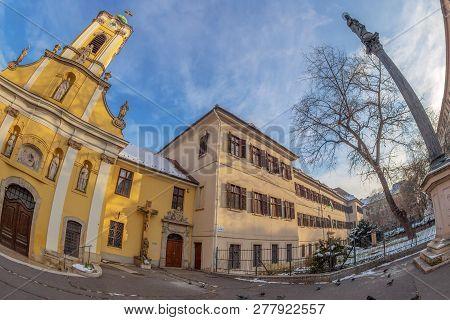 Chapel Of Saint Roch Baroque