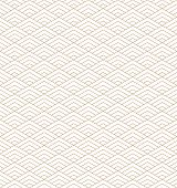 Seamless Japanese Pattern Kumiko For Shoji Screen, Great Design For Any Purposes. Japanese Pattern B poster