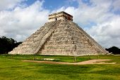 stock photo of yucatan  - Chichen Itza - JPG