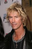 Duff McKagan at the Los Angeles Premiere of 'Anvil! The Story of Anvil'. The Egyptian Theatre, Holly