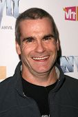 Henry Rollins at the Los Angeles Premiere of 'Anvil! The Story of Anvil'. The Egyptian Theatre, Holl