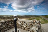 St. Kilda Viewpoint. Isle Of North Uist, Outer Hebrides