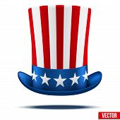 stock photo of uncle  - Uncle Sam - JPG