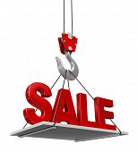 image of crane hook  - Sale on Crane Hook - JPG